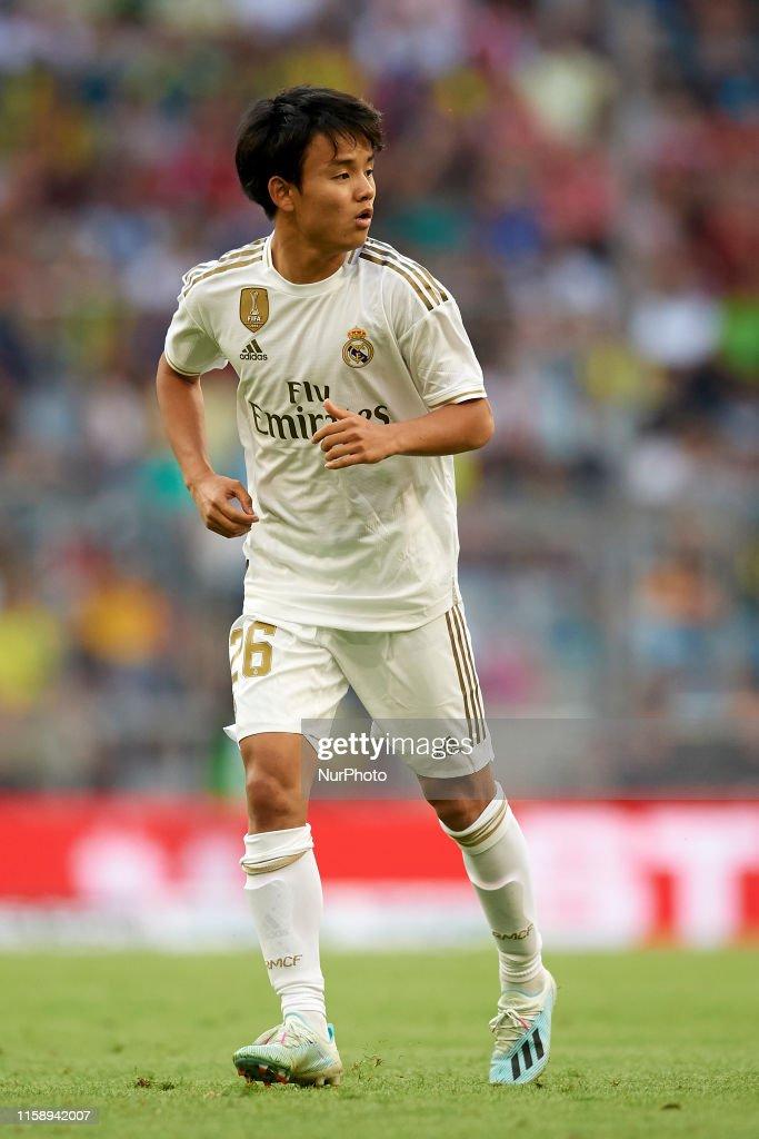 Real Madrid v Tottenham Hotspur - Audi Cup 2019 Semi Final : News Photo