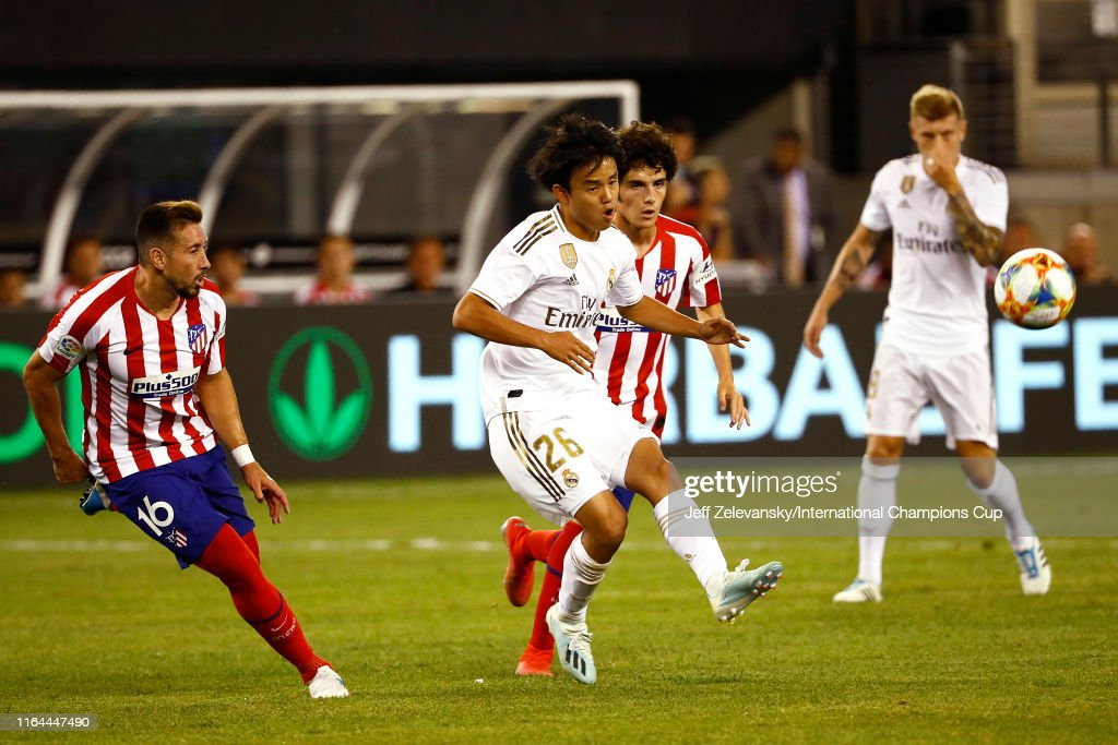 Real Madrid v Atletico de Madrid - 2019 International Champions Cup : ニュース写真