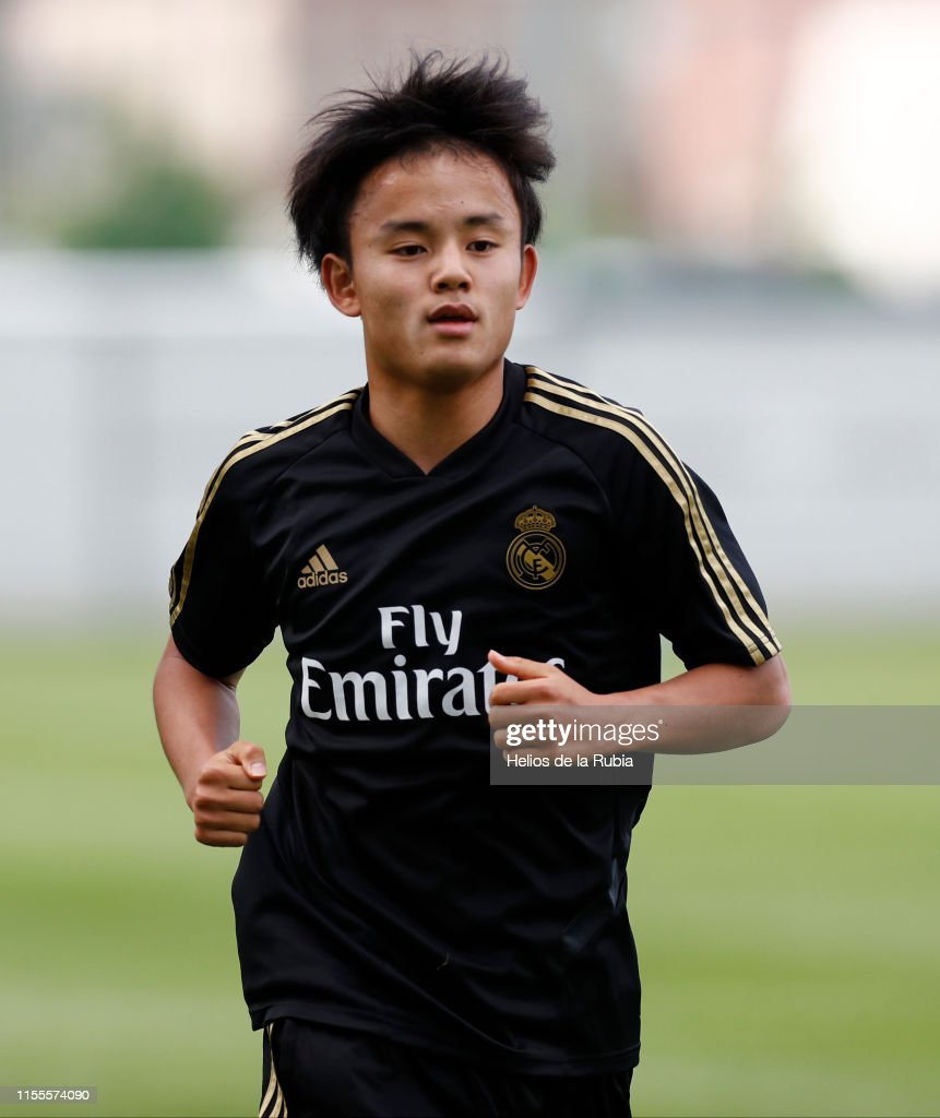 Real Madrid Pre-Season Training Camp : News Photo