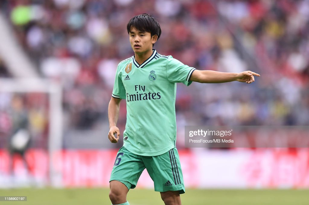 Real Madrid v Fenerbahce - Audi Cup 2019 3rd Place Match : News Photo