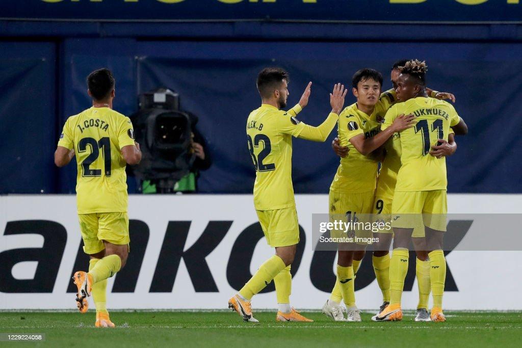 Villarreal v Sivasspor - UEFA Champions League : ニュース写真