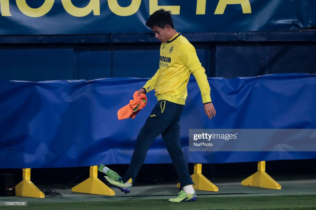 Villarreal CF v Athletic Club - La Liga Santander : News Photo