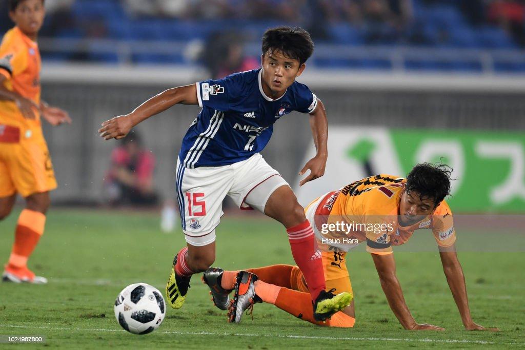Yokohama F.Marinos v Shimizu S-Pulse  - J.League J1 : ニュース写真