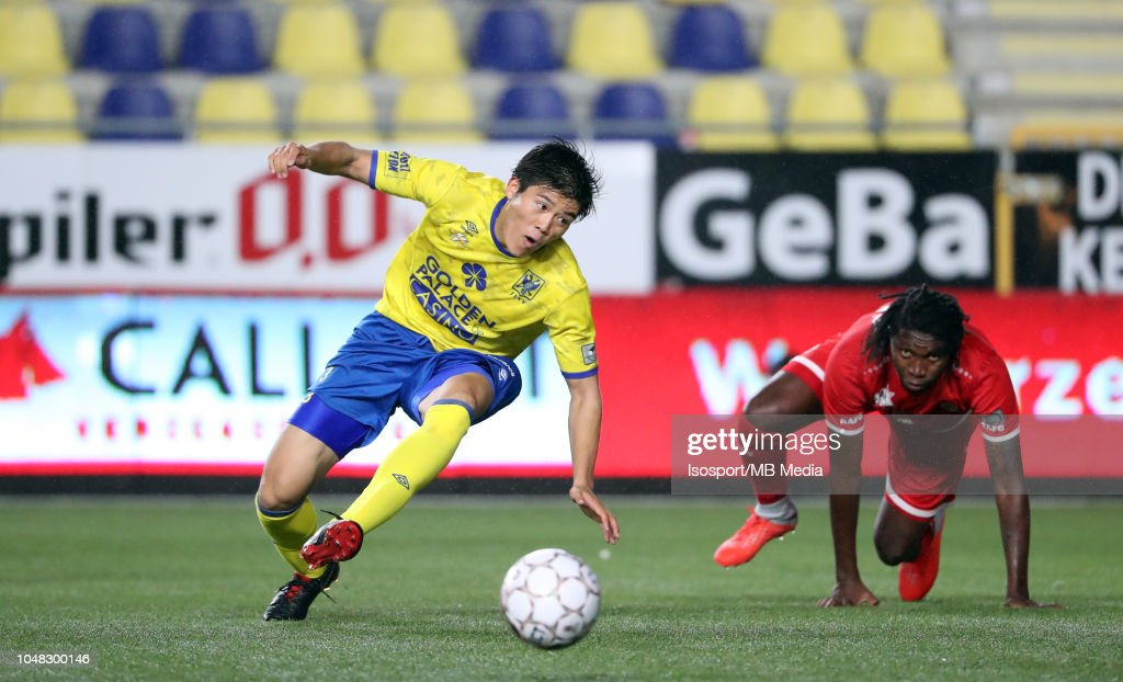Sint-Truidense V.V. v Royal Antwerp - Jupiler Pro League : ニュース写真