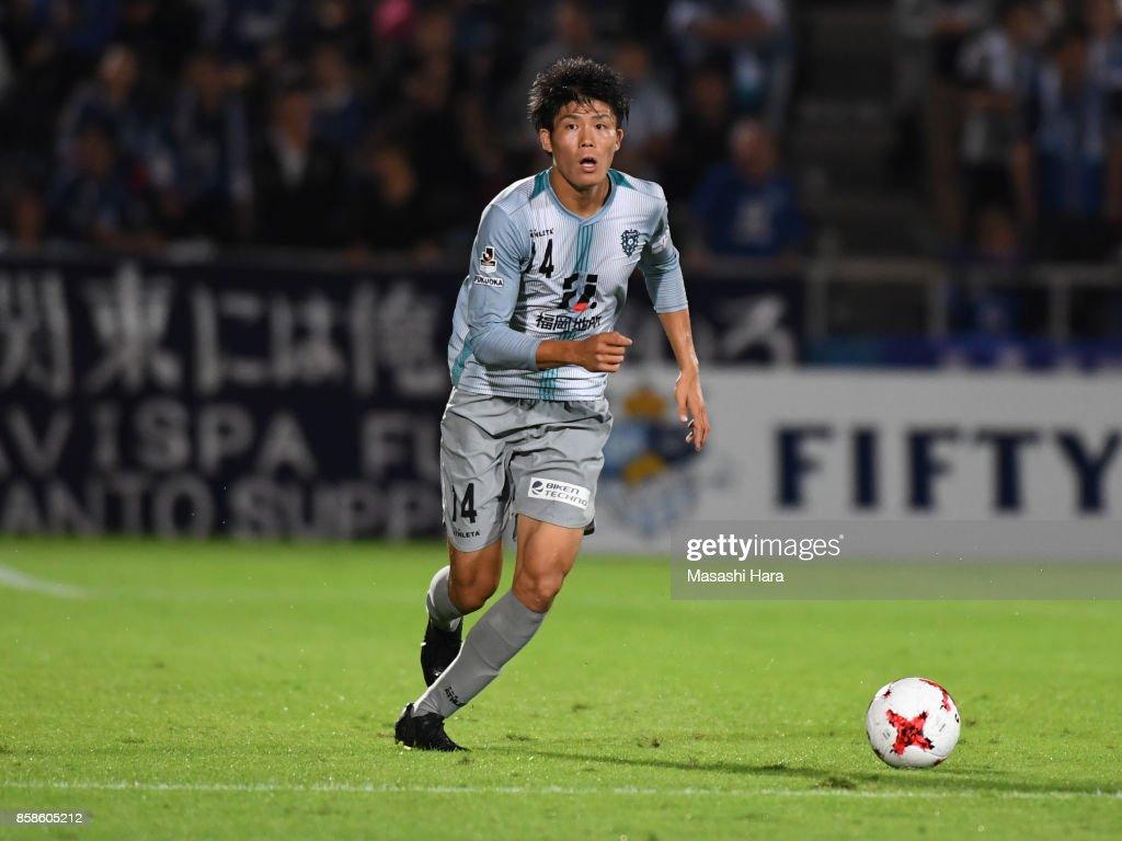 Yokohama FC v Avispa Fukuoka - J.League J2 : ニュース写真