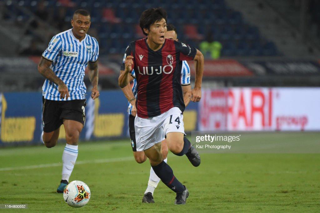 Bologna FC v SPAL - Serie A : News Photo