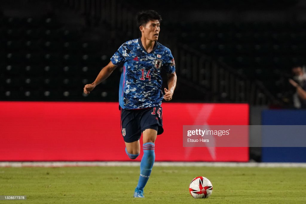 Japan v Honduras - U-24 International Friendly : News Photo