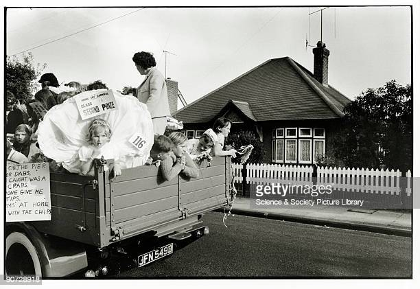 Taken at Herne Bay Kent Photographer Tony RayJones created most of his images of the British at work and leisure between 1966 and 1969 Travelling...