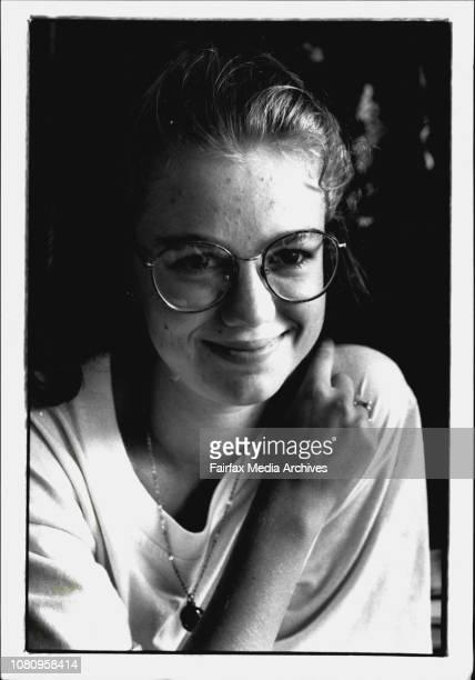 Taken At Lidcombe Winner of the Australian students prizeAnnaMaria DallaPozza 18 years of age March 08 1992