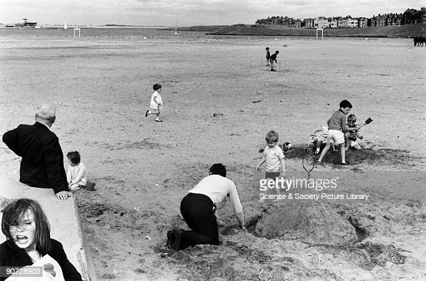 Taken at Margate Kent Photographer Tony RayJones created most of his images of the British at work and leisure between 1966 and 1969 Travelling...
