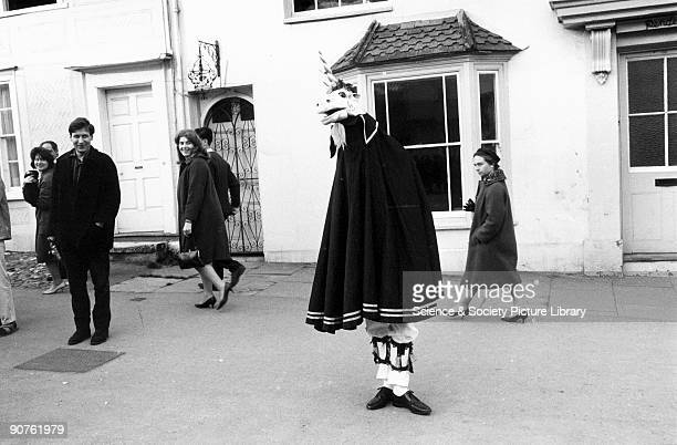 Taken at Thaxted Essex Photographer Tony RayJones created most of his images of the British at work and leisure between 1966 and 1969 Travelling...