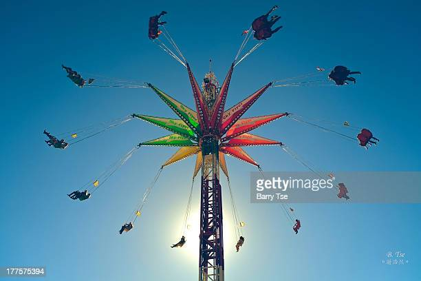 CONTENT] Taken at the carnival of the Houston Livestock and Rodeo