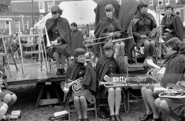 Taken at WestonSuperMare Somerset Photographer Tony RayJones created most of his images of the British at work and leisure between 1966 and 1969...