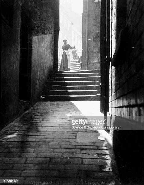 Taken at Whitby in North Yorkshire Photographer Frank Meadow Sutcliffe is best known for his turnofthecentury portrayals of small seatown fisherfolk...