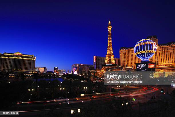 Taken during my south-west trip in May 2011. Las Vegas is very lively city especially after sunset, when the city light being switched on.