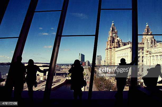 CONTENT] Taken from the Museum of Liverpool A popular view of the Pier Head and The Three Graces The Royal Liver Building The Cunard Building and the...