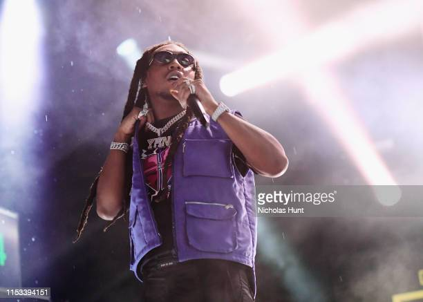 Takeoff of Migos performs at Summer Jam 2019 at MetLife Stadium on June 02 2019 in East Rutherford New Jersey