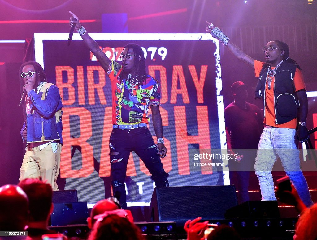 Hot 107.9 Birthday Bash 2019 - Concert : News Photo