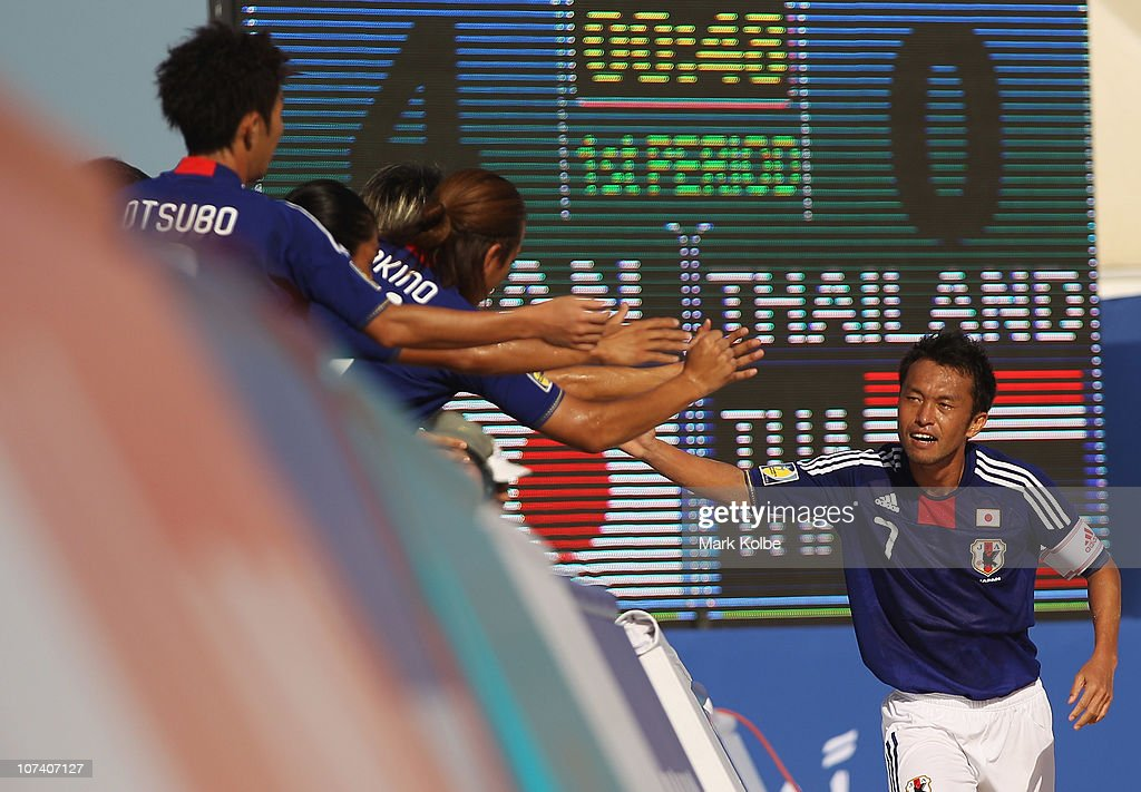 2nd Asian Beach Games - Day 1: Beach Soccer : News Photo