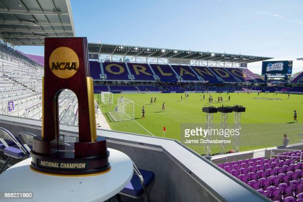 UCLA takes on Stanford University during the Division I Women's Soccer Championship held at Orlando City SC Stadium on December 3 2017 in Orlando...