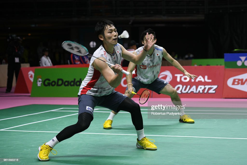 Thomas & Uber Cup - Day 4
