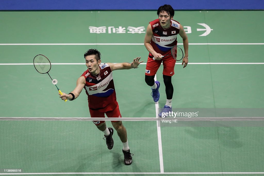 CHN: Asian Badminton Championship 2019 - Day 2