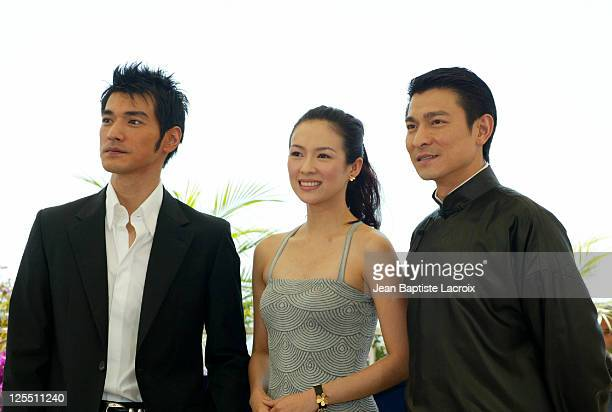 Takeshi Kaneshiro Zhang Ziyi and Andy Lau