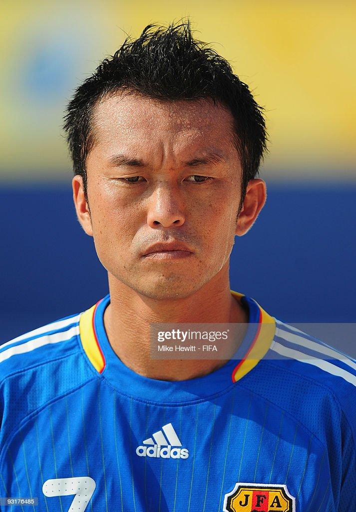 Japan v Ivory Coast: Group B - FIFA Beach Soccer World Cup : News Photo