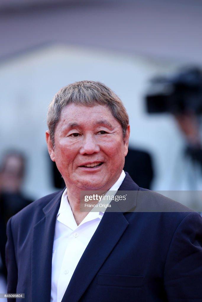 Award Ceremony Arrivals - 74th Venice Film Festival : News Photo