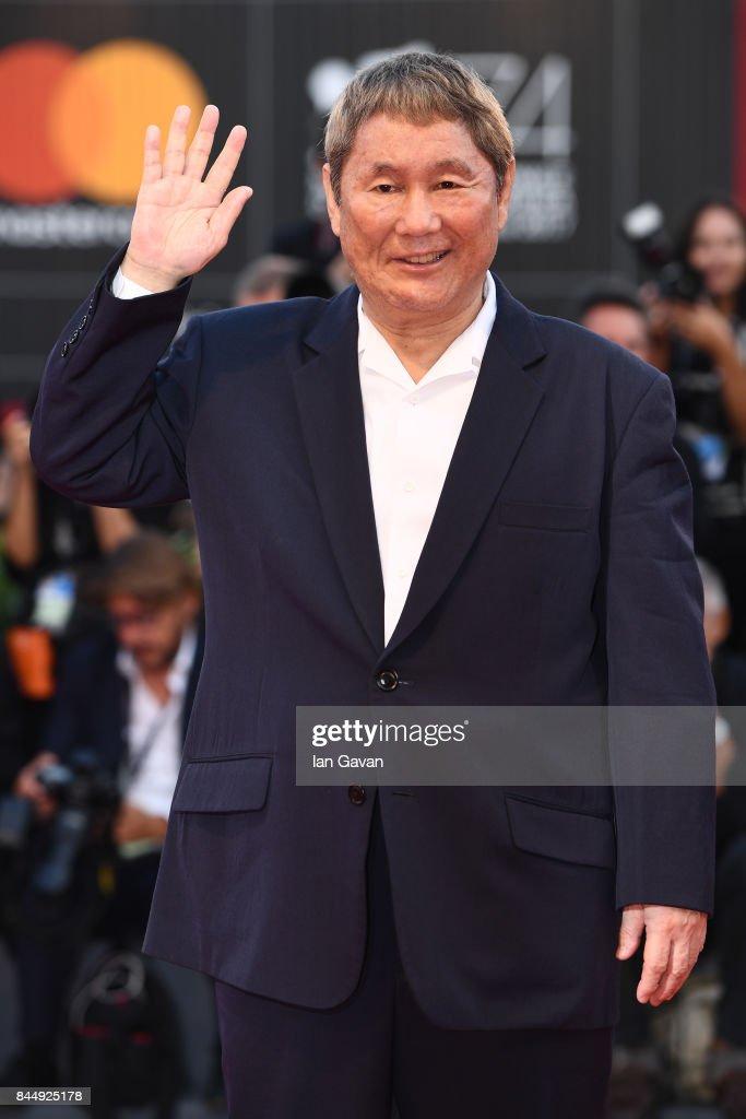 Award Ceremony Arrivals - 74th Venice Film Festival