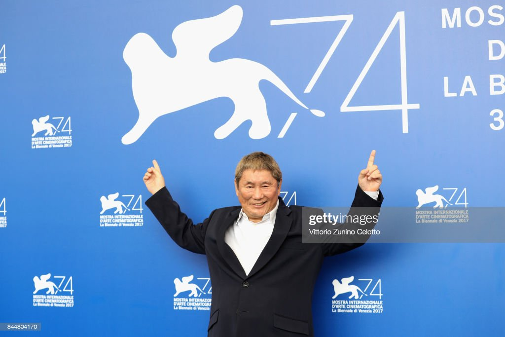 Outrage Coda Photocall - 74th Venice Film Festival
