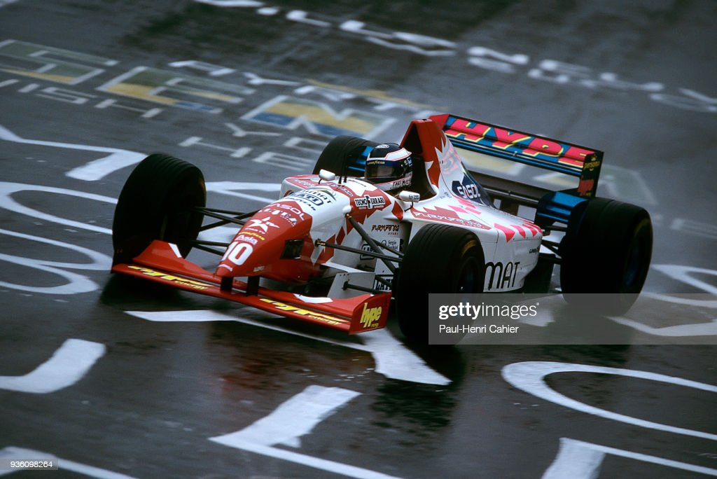 Taki Inoue, Grand Prix Of Belgium : News Photo