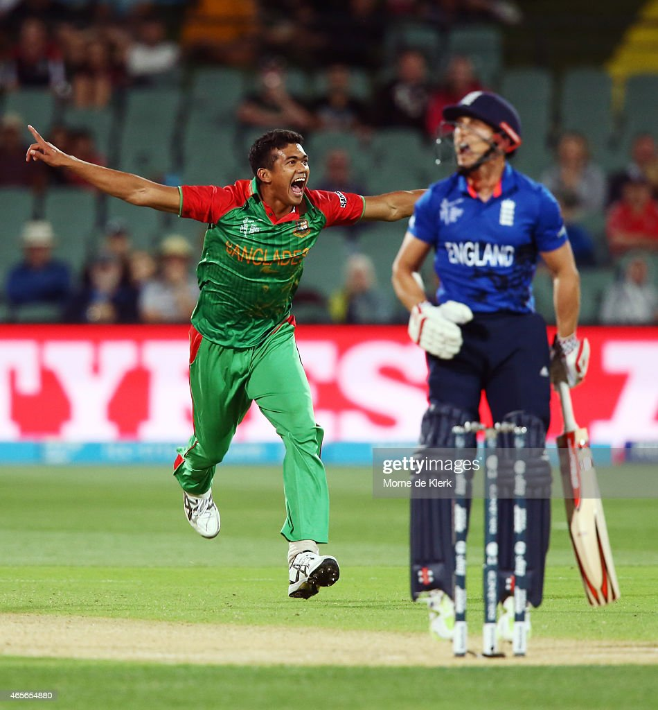England v Bangladesh - 2015 ICC Cricket World Cup