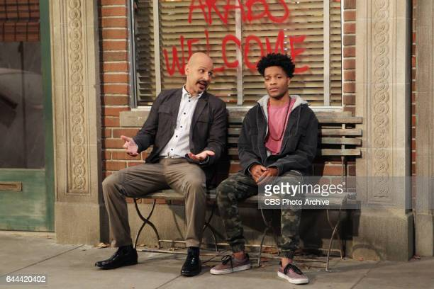 """Takin It To The Streets"""" -- When Franco and Sweatpants discover their new landlord, Fawz, wants to convert their apartment building into luxury..."""