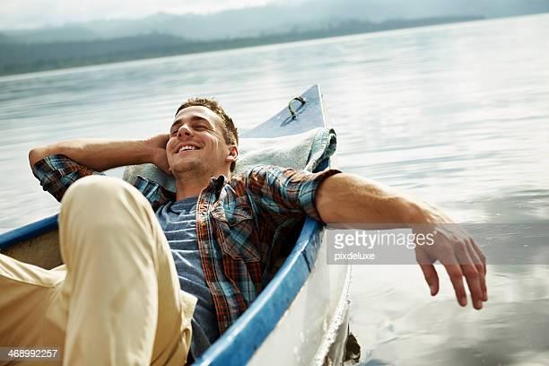 Prendre une journée de repos de son agitation de la vie quotidienne