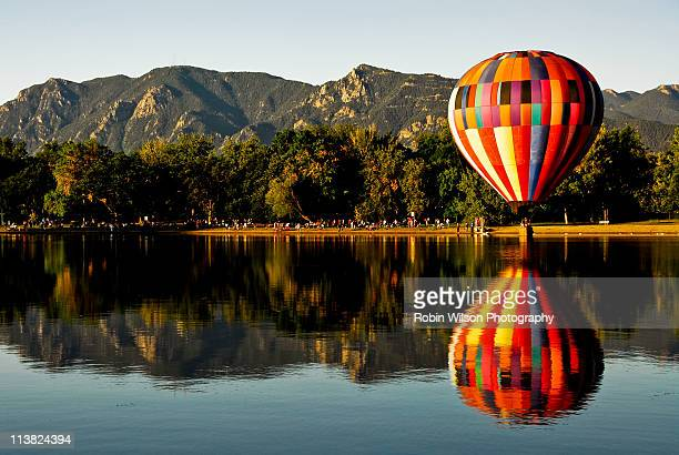 taking a dip - colorado springs stock pictures, royalty-free photos & images
