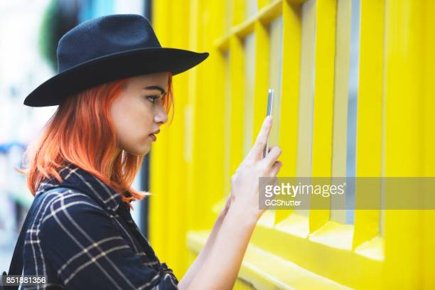 taking a picture of certain display windows - window display stock photos and pictures