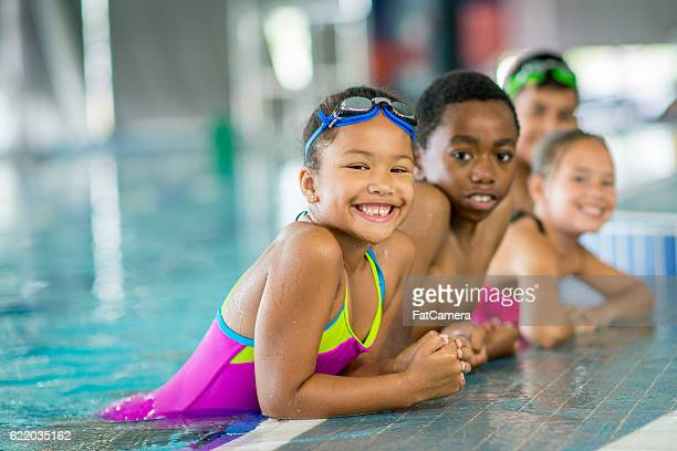 Taking a Swim Class