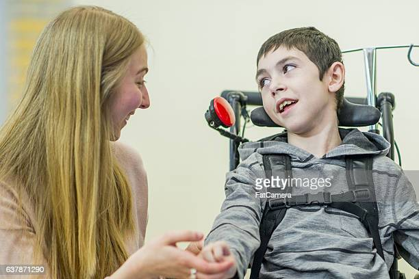 Taking Cafe of a Child with a Disability