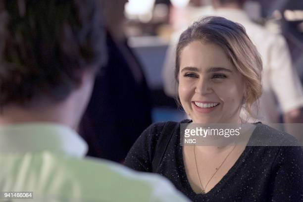 GIRLS 'Taking Care of Business' Episode 105 Pictured Mae Whitman as Annie Marks