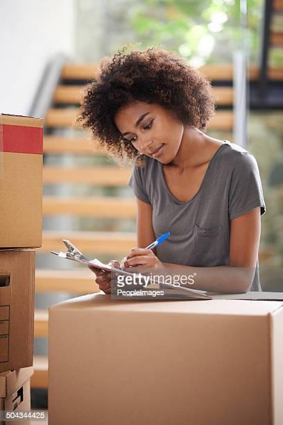 Prendre soin de la livraison des documents
