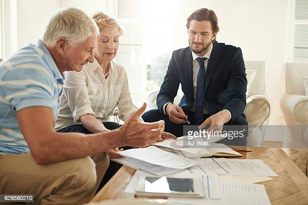 Taking control of their retirement finances