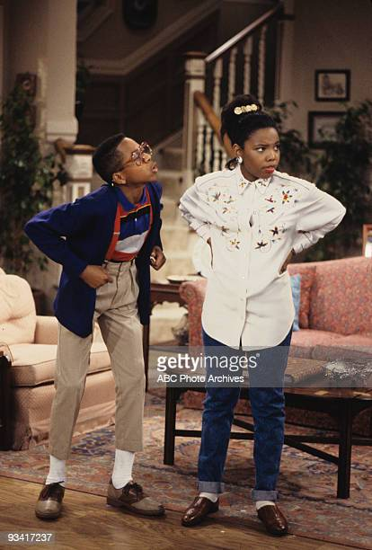 MATTERS Taking Credit Season Two 3/15/91 Laura was angry that Eddie took credit for a story written by Urkel