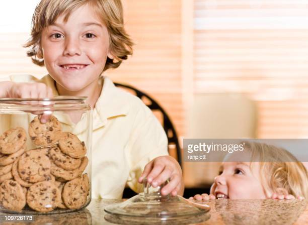 Taking from the Cookie Jar