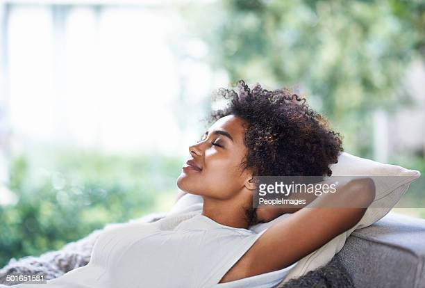 taking in some me-time - serene people stock pictures, royalty-free photos & images