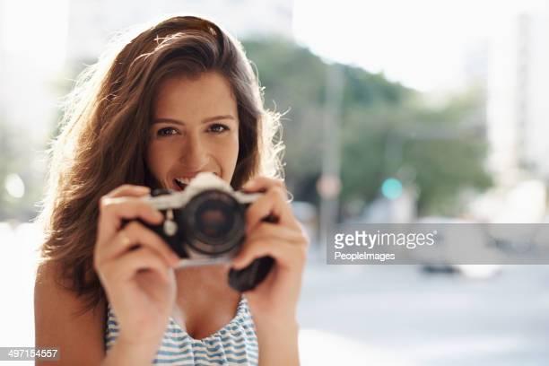 Fotos von allem, was im Urlaub