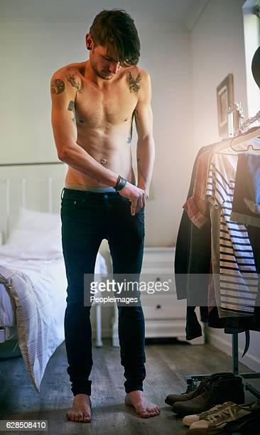 taking skinny jeans to the next level - calças justas - fotografias e filmes do acervo