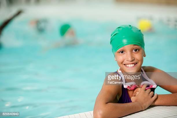 Mit Schwimmunterricht