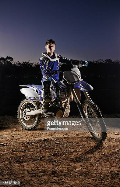 Taking the motocross world by storm