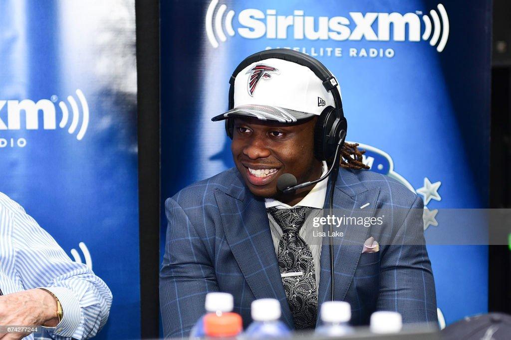 SiriusXM At The 2017 NFL Draft